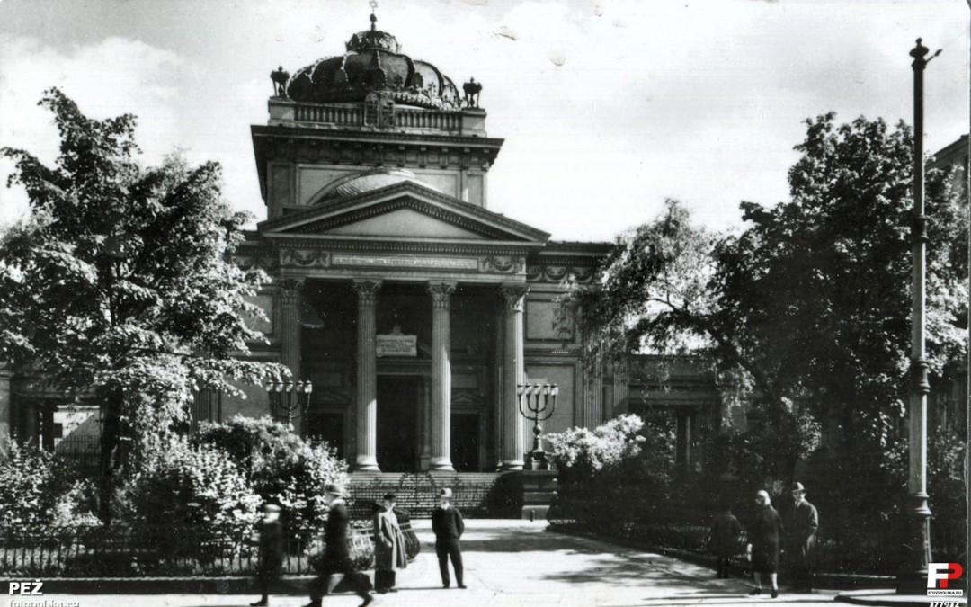 La Grande Sinagoga e le grandi speranze